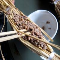 Gooey but good for you: Nattō is a healthy delicacy made from fermented soybeans. | MAKIKO ITOH