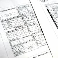 Getting the colors clear when filing taxes in Japan