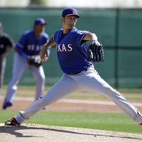 Rangers name Darvish as opening-day starter