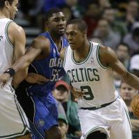 Rondo too much for Magic as Celtics put end to losing streak
