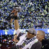 Champion Seahawks looking toward future