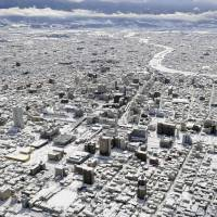 Six killed, over 1,000 injured as heavy snow continues to shatter records