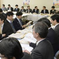 Abe looks to instill politics in education