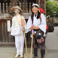 South Korean becomes first foreign female Shikoku pilgrimage guide