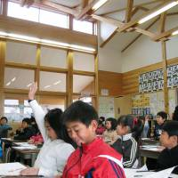 Wood the material of choice at schools
