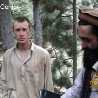A man believed to be U.S. Sgt. Bowe Bergdahl appears in a frame grab from a Dec. 8, 2010, Taliban video. | AP