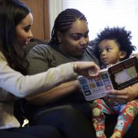 U.S. city tackles kids' language needs