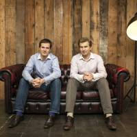 Taavet Hinrikus (left) and Kristo Kaarmann | TRANSFERWISE