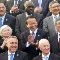G-20 looks to press for structural reforms