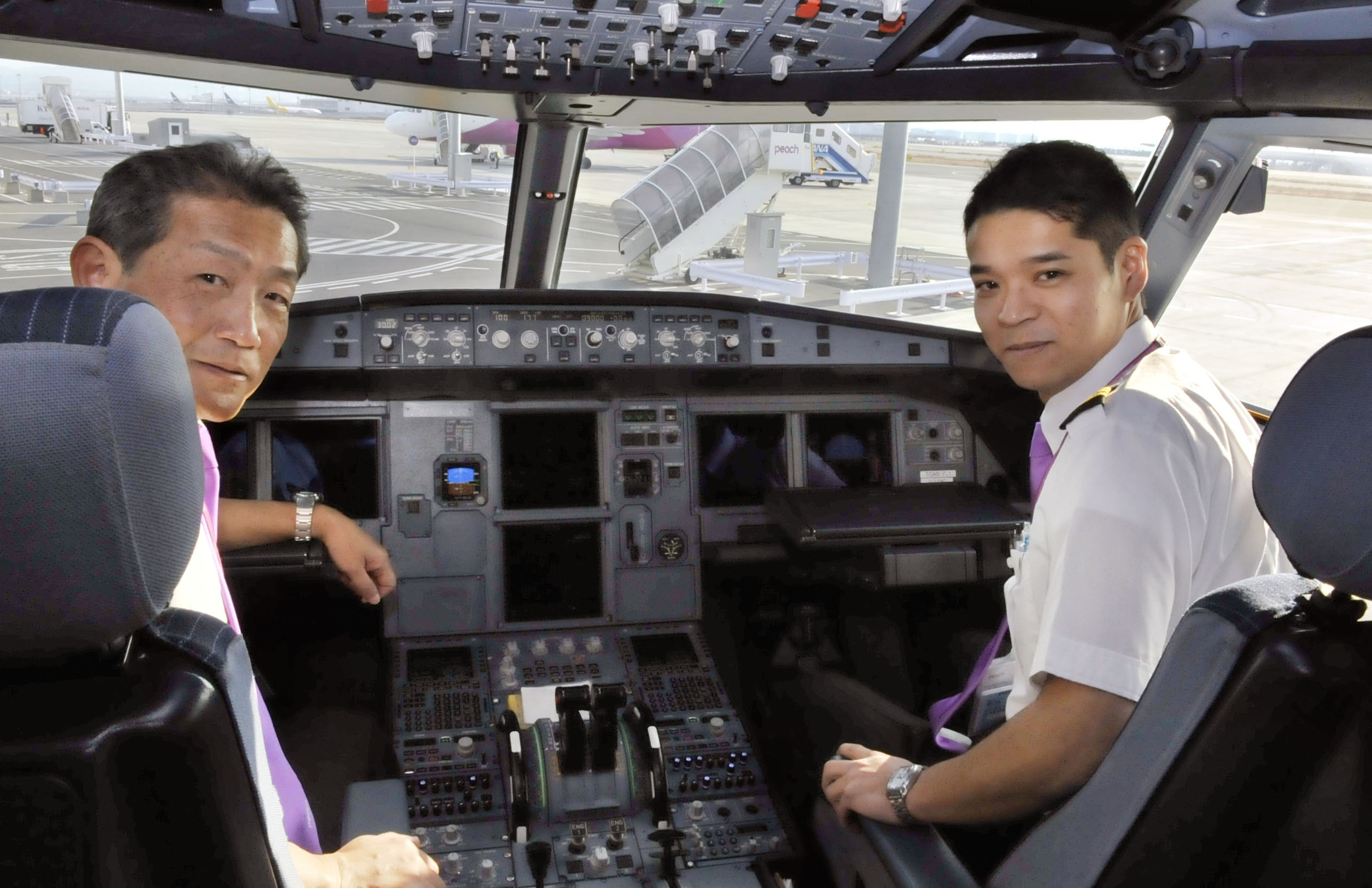 earning his wings ryoji fujii right a rookie pilot for