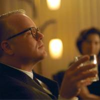 Long struggle: In this file photo provided by Sony Pictures Classics, Philip Seymour Hoffman plays author Truman Capote in the movie 'Capote.' | AP