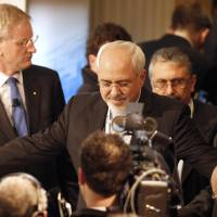 Iran pledges to act in good faith on nuclear talks