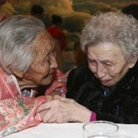 Tears and joy as Korean family reunions resume