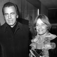Picture perfect: A photograph taken on Nov. 16, 1977, shows Austrian/Swiss actress Maria Schell (right) and her brother Maximilian Schell (left) arriving at a theater in Munich. Actor Maximilian Schell, who won an Oscar for his performance in 'Judgment at Nuremberg,' in 1961, has died at the age of 83. | AFP-JIJI