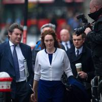 Rebekah Brooks takes stand in U.K. phone-hacking trial