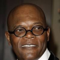 Samuel L. Jackson yells at reporter: 'I'm not Lawrence Fishburne!'