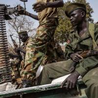 S. Sudan cease-fire in tatters as rebels attack key oil town