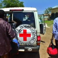 Sudan says Red Cross worked 'outside' mandate