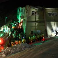 Student tragedy in South Korea as building collapse kills 10