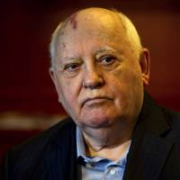 Gorbachev: Ukrainian unrest stems from stunted democracy