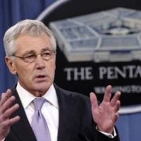 Hagel orders renewed focus on military ethics amid spate of scandals