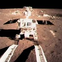 China's Jade Rabbit moon rover 'returns to life'