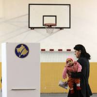 Hardline Serb wins mayoral race in Kosovo