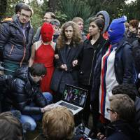 Pussy Riot puts out Sochi punk protest video