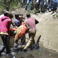 South Africa police promise illegal gold mine crackdown
