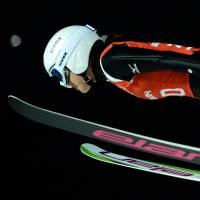 Takanashi in good spirits ahead of Olympic women's ski jumping competition