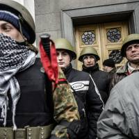 Maidan heroes get key posts in new Ukraine Cabinet
