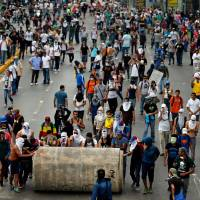 Venezuela issues arrest warrant for second opposition figure