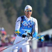 Sweden defends cross-country relay title