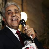 Top Egyptian left-wing leader plans to contest elections