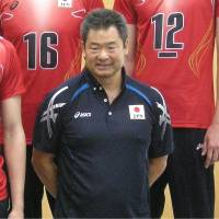 Short stint: Gary Sato lasted nearly a year as head coach of the Japan men's volleyball team. | KAZ NAGATSUKA