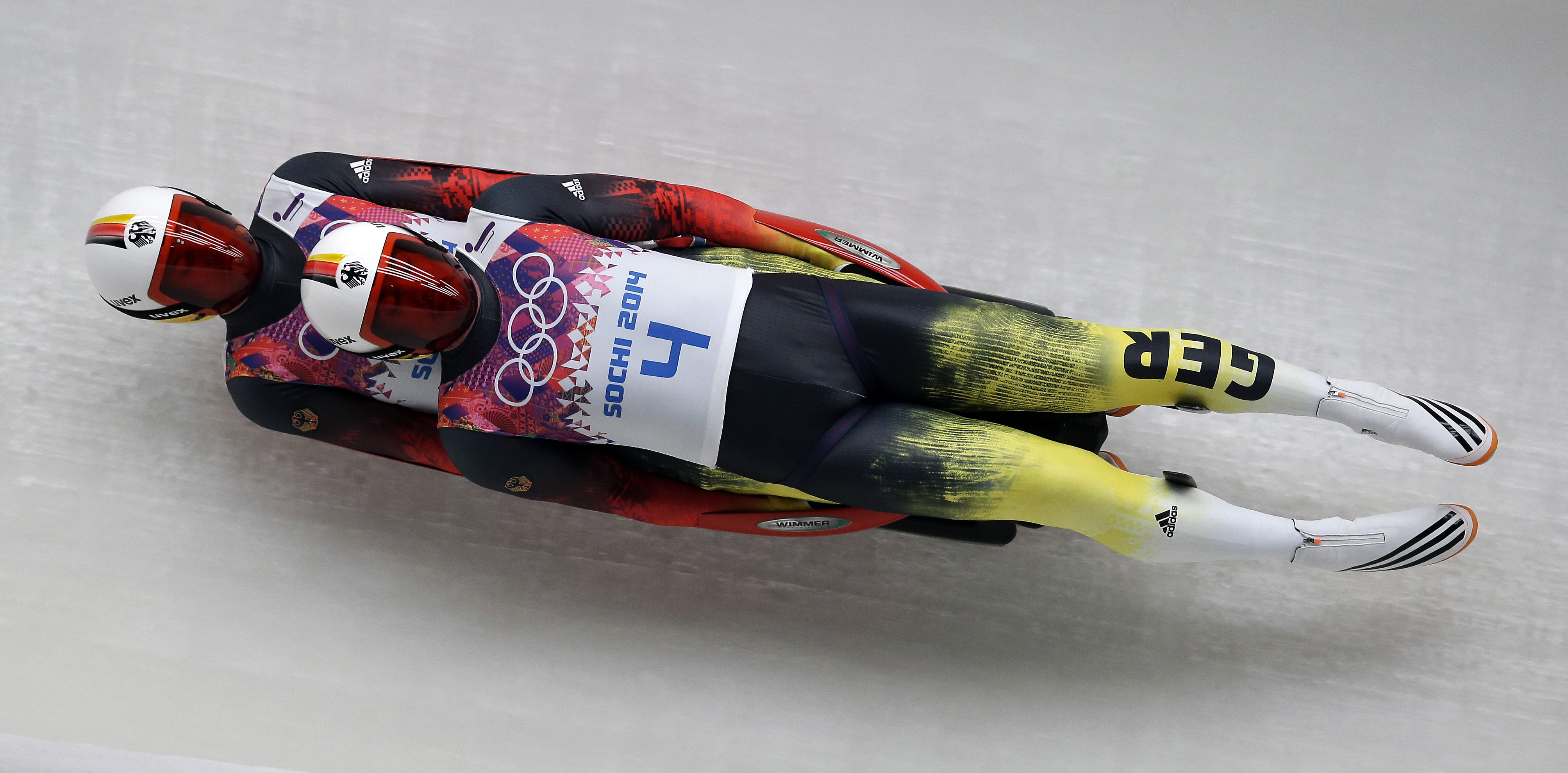 Germany's Wendl, Arlt win doubles luge | The Japan Times