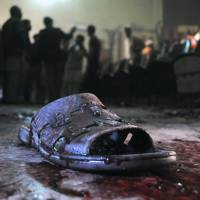 Grenade attack kills 13 moviegoers in Pakistan