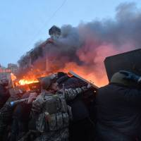 Ukraine: 25 killed, 241 injured in Kiev clashes