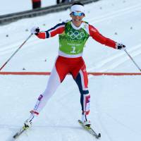 Norway victorious in women's team sprint