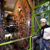 CERN eyes new particle collider