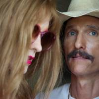 McConaughey, Leto transform for roles in 'Dallas Buyers Club'
