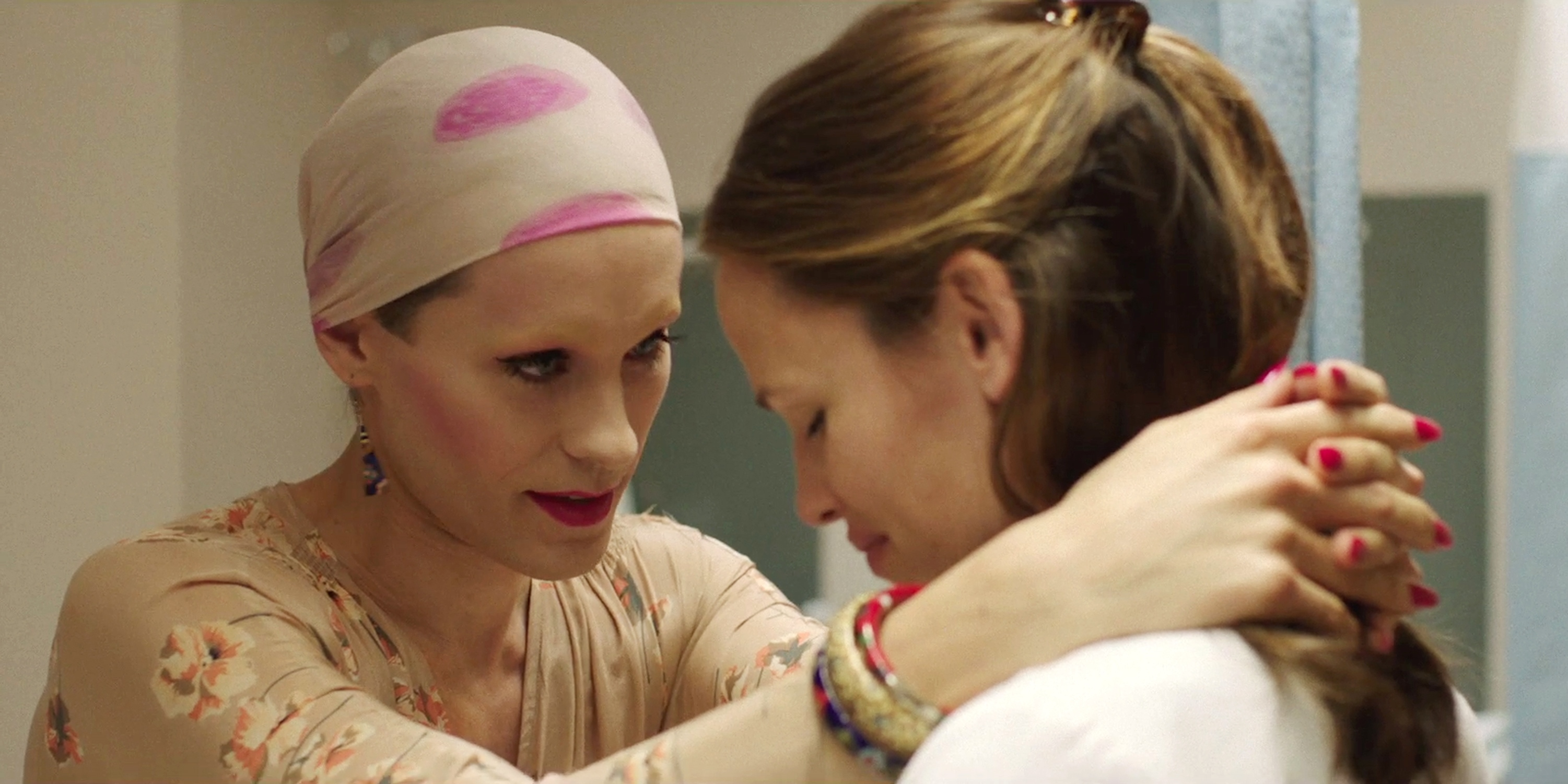 Hiv positive rayon jared leto looks to childhood friend eve
