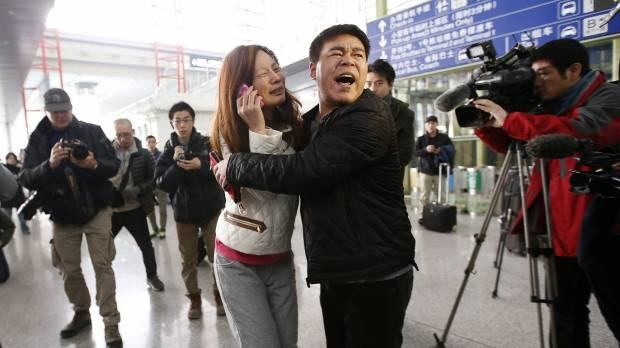 Malaysia Airlines flight bound for Beijing goes missing