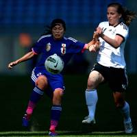 Germans trounce Japan in Algarve Cup final