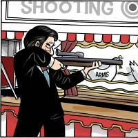 Dove Shooting Gallery
