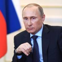 Putin in running for year's Nobel Peace Prize