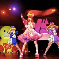 Living color: J-pop star Kyary Pamyu Pamyu performs at Best Buy Theater in New York on Saturday night. | MAX BRAWER