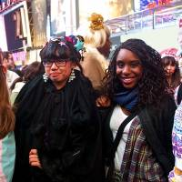 NYC fans of Kyary Pamyu Pamyu share 'zest for life'