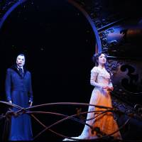 """Love Never Dies"" is now playing in Tokyo with Takeshi Kaga as The Phantom and Ayaka Hirahara as Christine. 