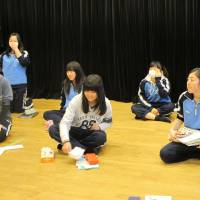 Tohoku school's plays tell how it is